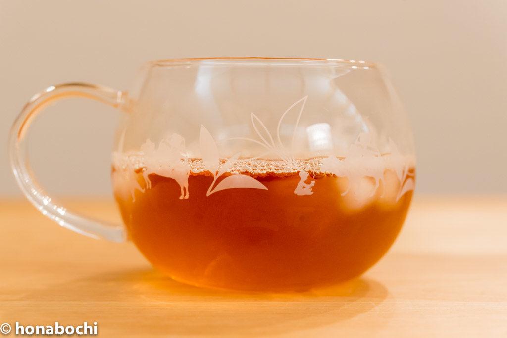 オーガニック無添加なドリンク『ムソーの国産有機さらつや美人番茶』