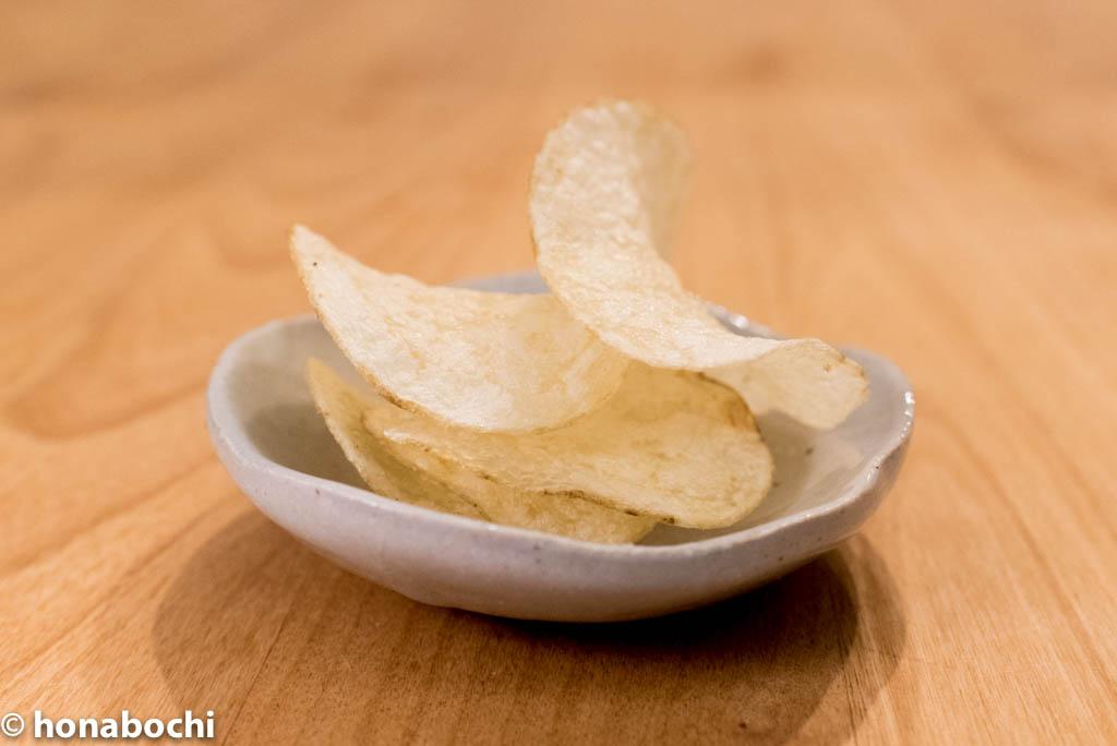 うす塩すぎて塩味が迷子!無添加ポテチ『サンコーのポテトチップス しお味』
