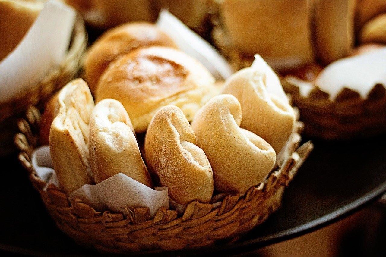 ショートニングの特性を生かしてパン作り