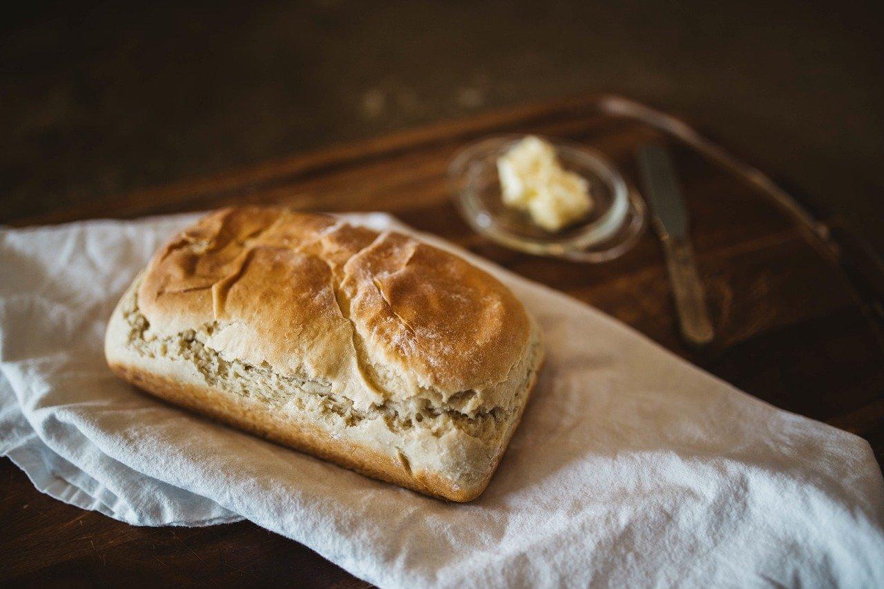 パンにおけるショートニングの効果