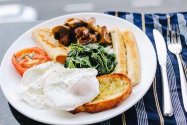 腹持ちの良い朝食で1日の活力をUP!