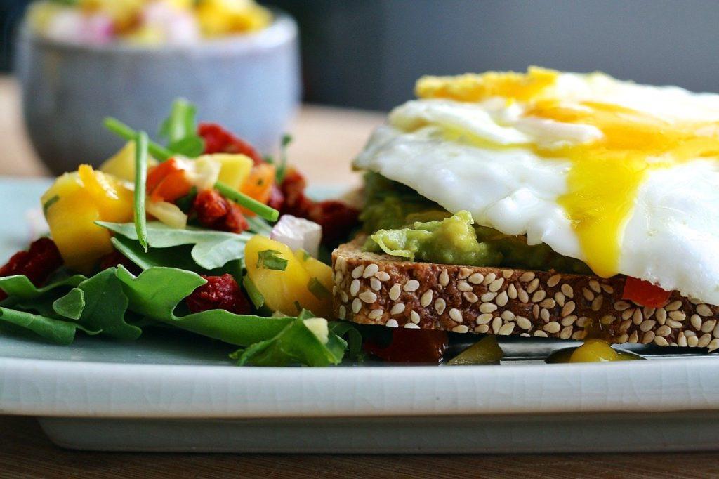 朝食に必要なエネルギー