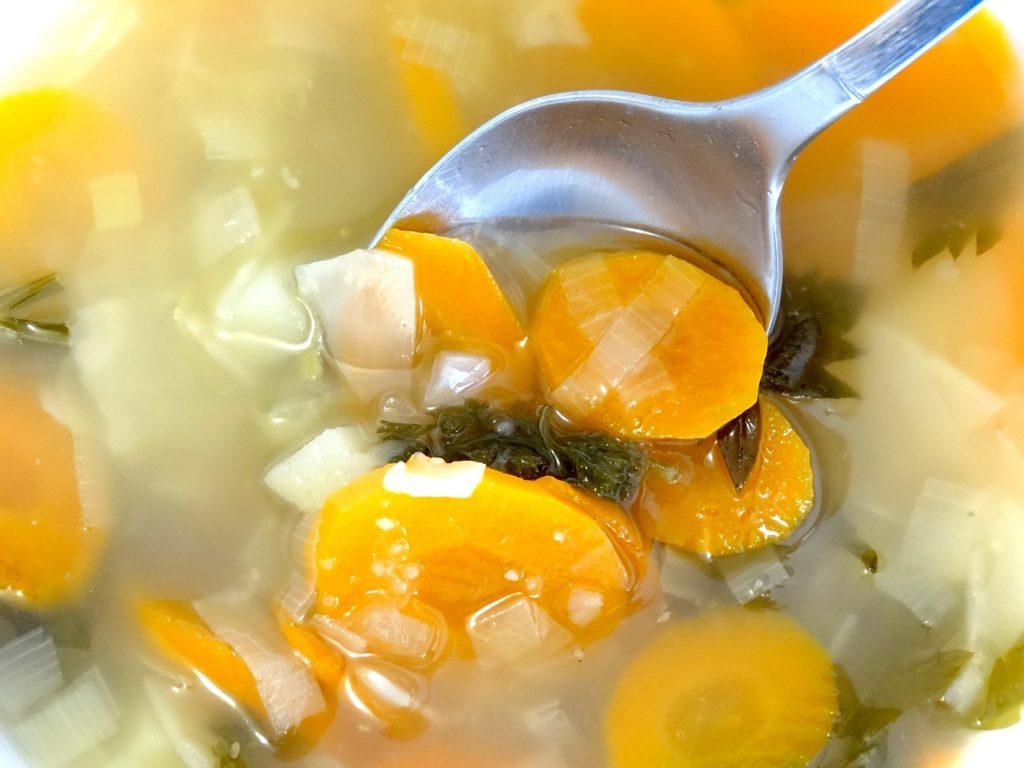 野菜スープ・味噌汁
