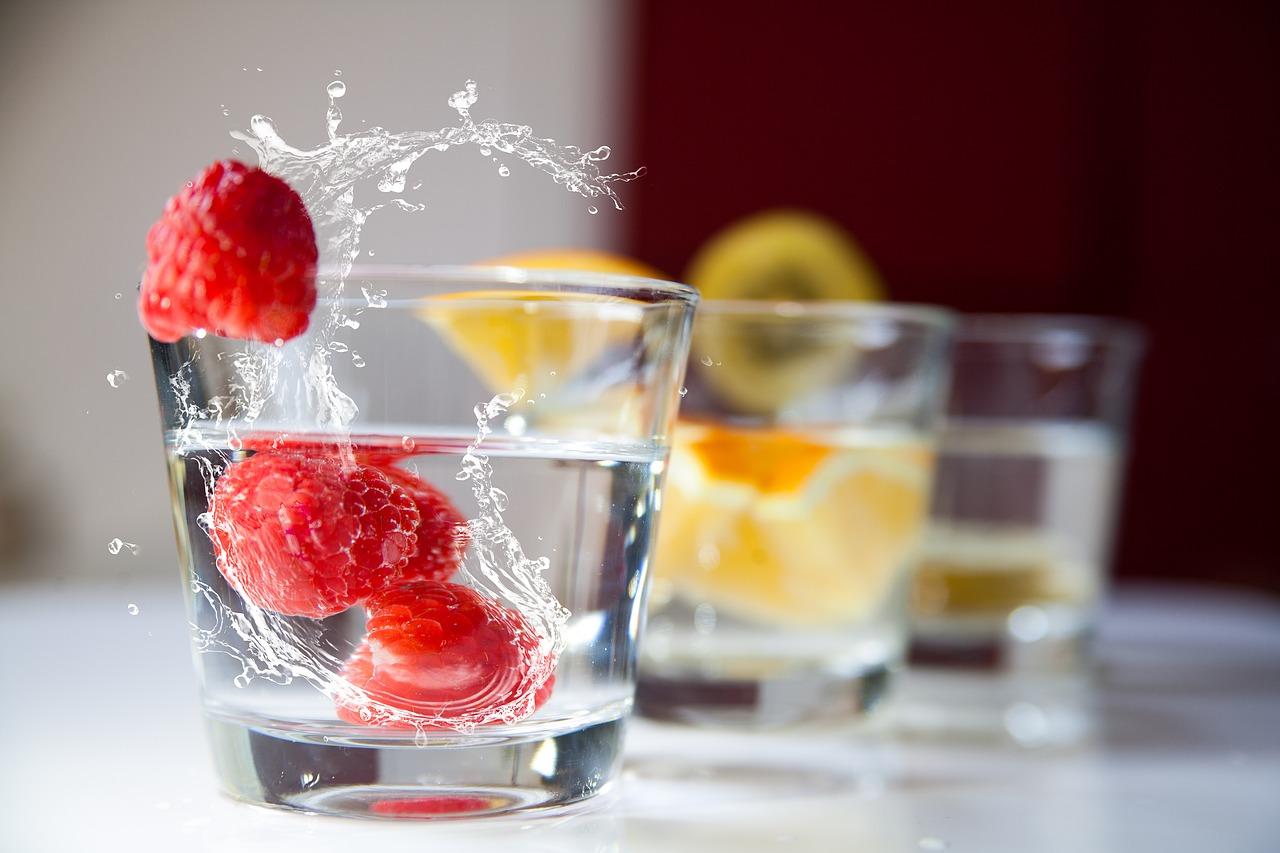 水分補給の方法