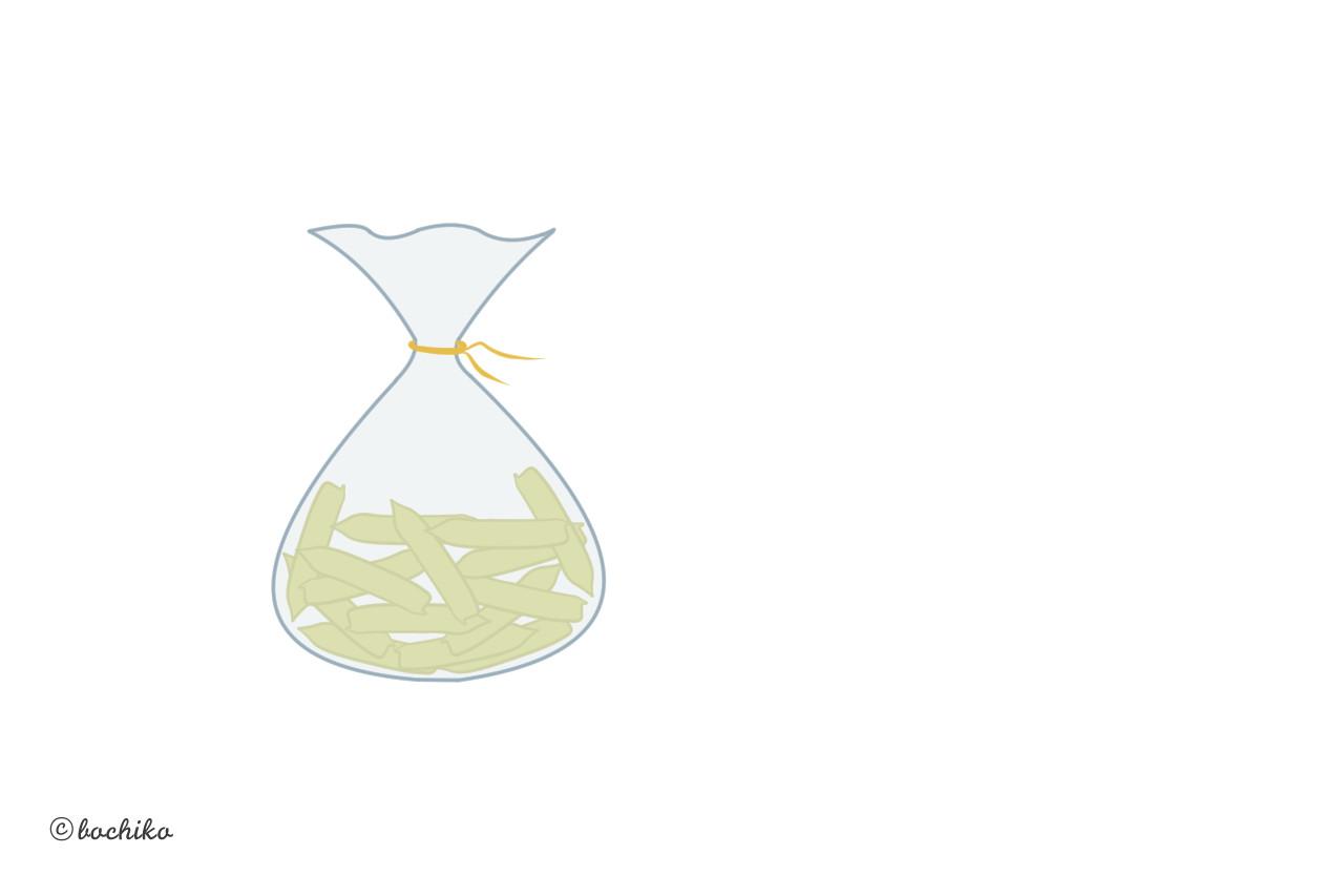 グリーンピースの旬や栄養、保存方法は?